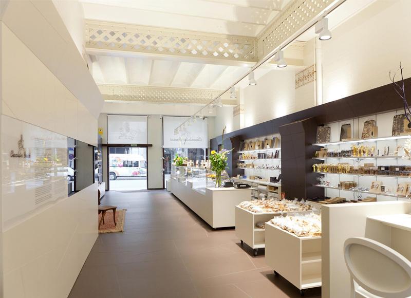 Chocolates Bresco en Barcelona