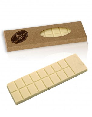 Chocolate blanco artesano 100g