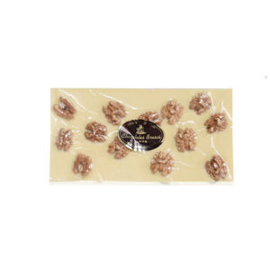 tableta chocolate-blanco-nueces