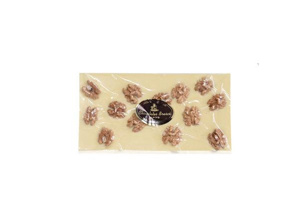 tableta chocolate-blanco-nueces