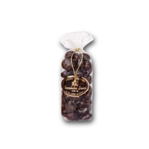 Almendras chocolate negro