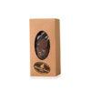 Medallons xocolata negra 52% 250g Caixa